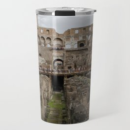 The Coliseum Travel Mug