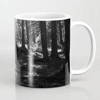 shining Mugs featuring Shining Through by Nicklas Gustafsson