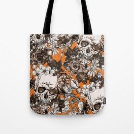 SKULLS 2 HALLOWEEN Tote Bag