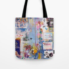It's opener out there in the wide open air Tote Bag