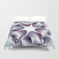 tiffany Duvet Covers featuring Tiffany by Imagevixen