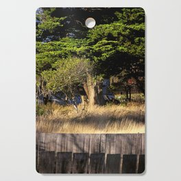 Over the fence Cutting Board