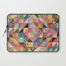 Grandma's Quilt Laptop Sleeve