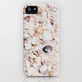 Seashells of Sanibel iPhone Case