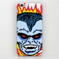 Vampire iPhone & iPod Skin