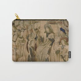 Ester presented to Ahasuerus Carry-All Pouch