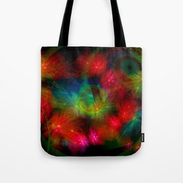 Butterfly Huddle Tote Bag