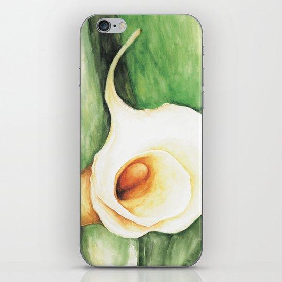 Calla Lilies iPhone & iPod Skin