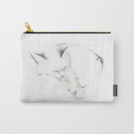 Snuggle Cat Carry-All Pouch