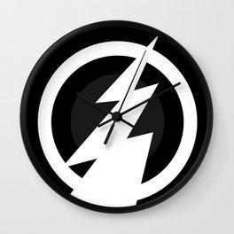 Speedster Wall Clock