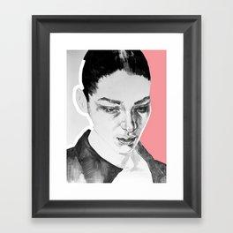 Ready to Rise Framed Art Print