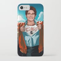 teen wolf iPhone & iPod Cases featuring teen wolf by betp