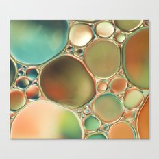 Pastel Abstraction #2 Canvas Print