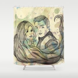 Clace Shower Curtain
