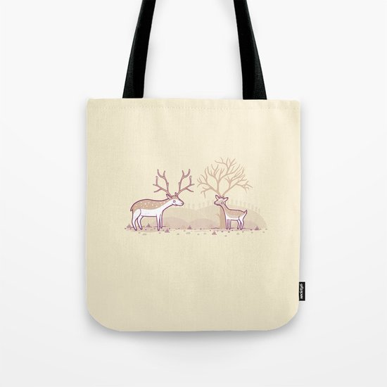 Growing up fast Tote Bag