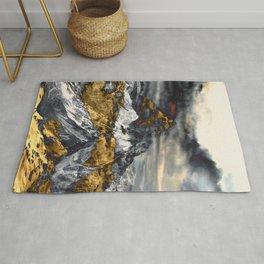 Gold Mountain Rug