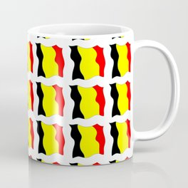 Flag of belgium 2-belgian,belge,belgique,bruxelles,Tintin,Simenon,Europe,Charleroi,Anvers,Maeterlinc Coffee Mug