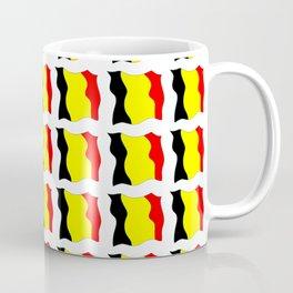 Flag of belgium 2-belgian,belge,belgique,bruxelles,Tintin,Simenon,Europe,Charleroi,Anvers,Maeterlinc Coffee Mug