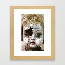 Cindy (Close up) Framed Art Print
