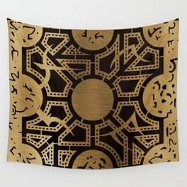 Lament Configuration Side D Wall Tapestry