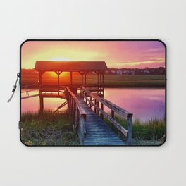 Litchfield Sunset Laptop Sleeve