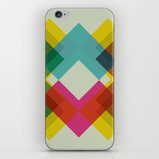 Cacho Shapes XXXVI iPhone & iPod Skin