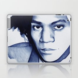 Jean Michel Basquiat Laptop & iPad Skin