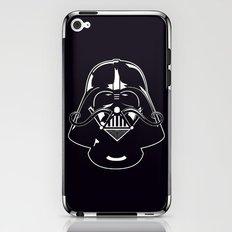 V for Vader iPhone & iPod Skin