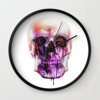 true blood Wall Clocks featuring True Blood A by beart24