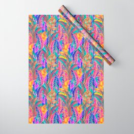 Tropic Exotic Wrapping Paper