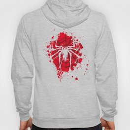 The Spider (red ink version) Hoody