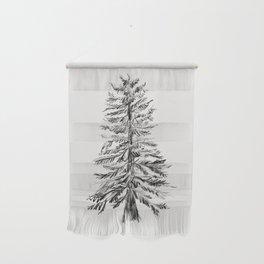 Cedar Tree Wall Hanging