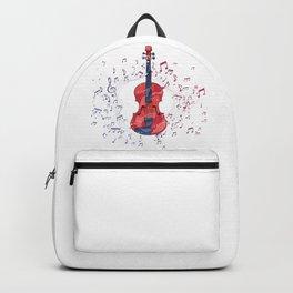 Harmony Music Violin Backpack