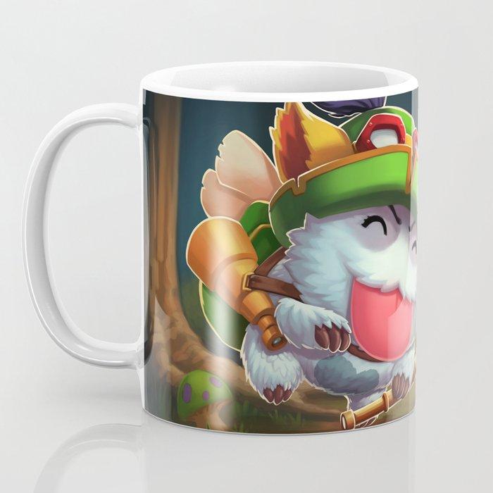teemo Poro Coffee Mug