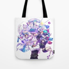 Death Parade Tote Bag