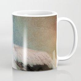 Perched Pelican Coffee Mug
