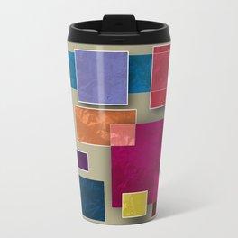 Abstract #333 Travel Mug