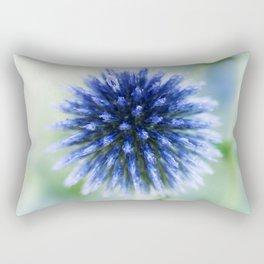 Globe Thistle Rectangular Pillow