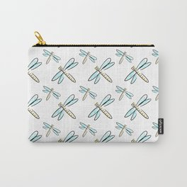 Cute Dragonfly Pattern Carry-All Pouch