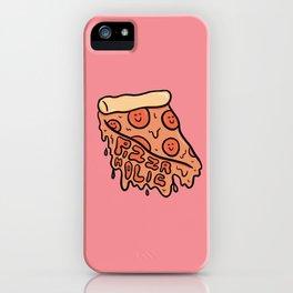 Pizza Holic iPhone Case