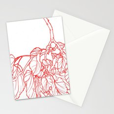 Red Branch Stationery Cards