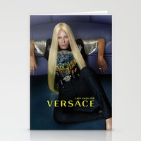 """versace Stationery Cards featuring """"Versace"""" 2013/2014 by HeadOne"""
