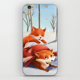 The pile needs a top iPhone Skin