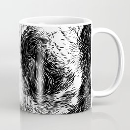 The Illustrated Panda Coffee Mug
