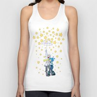 dmmd Tank Tops featuring DMMd :: The stars are falling by Magnta