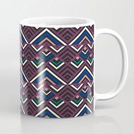 Geometric Triangles Coffee Mug