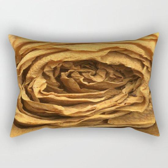 Old Rose Rectangular Pillow