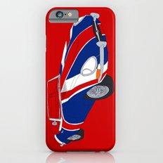 Shaguar (on Red) Slim Case iPhone 6s