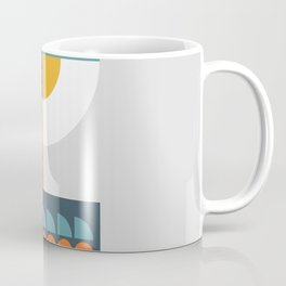 Geometric Plant 01 Coffee Mug
