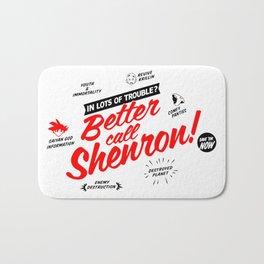 Better Call Shenron Bath Mat